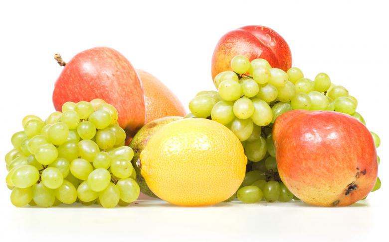 frutas verduras y fibra